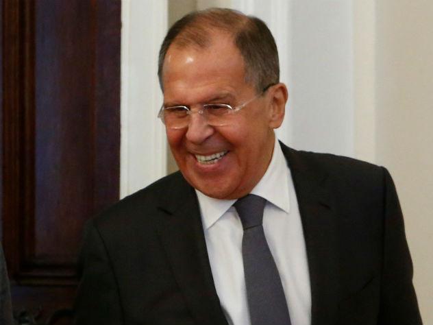Лавров пошутил о предстоящей встрече Путина и Трампа