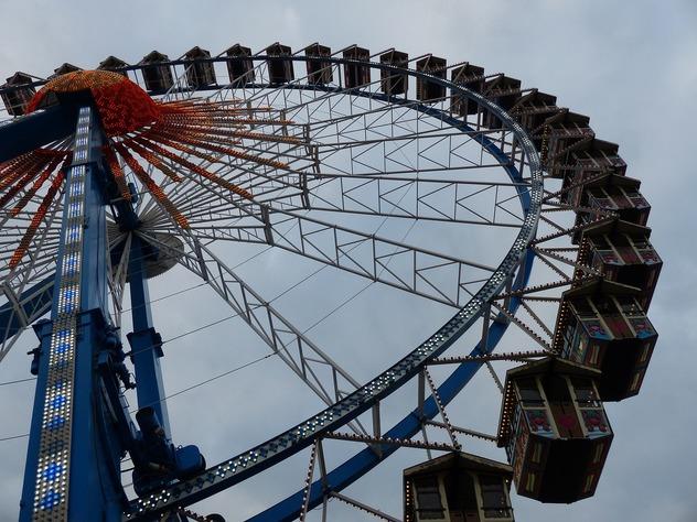 Очередное колесо обозрения появится вЧелябинске косени