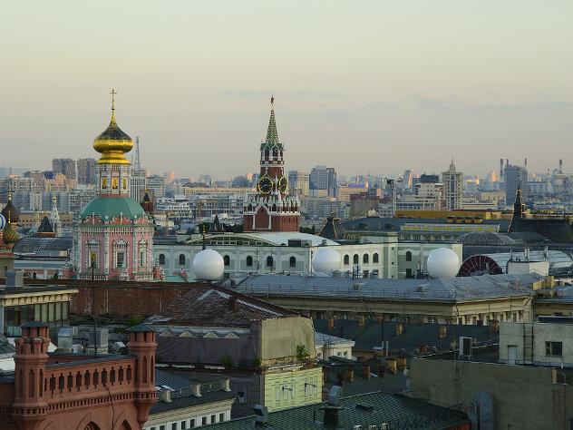 МЧС: в ближайшие часы в Москве ожидается сильный туман