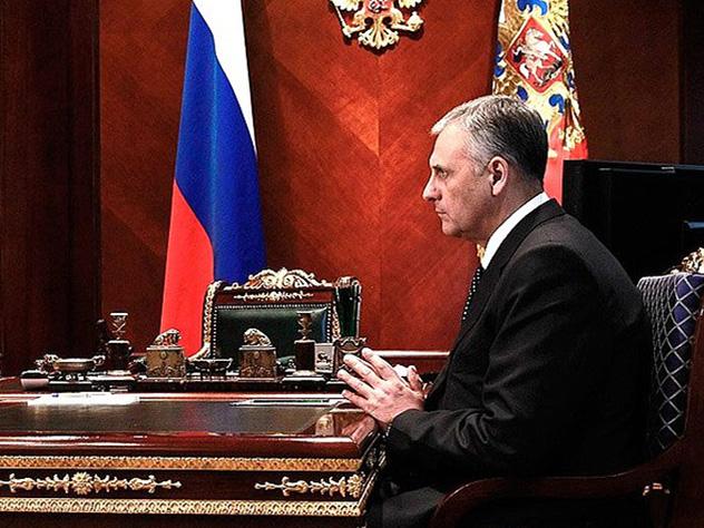 Экс-губернатор Сахалина Хорошавин перенес инсульт вСИЗО