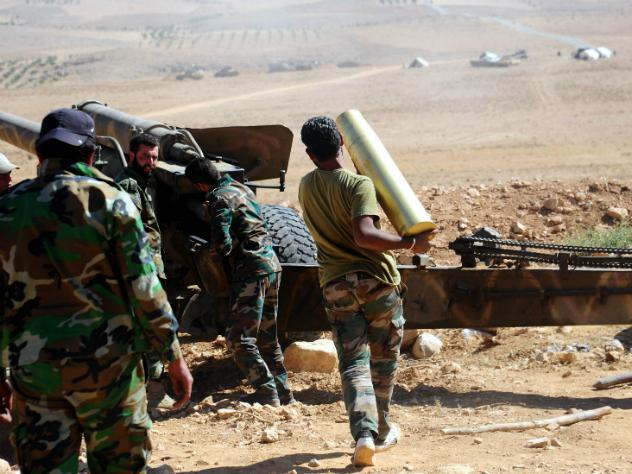 Российские военные сообщили об уничтожении самого боеспособного отряда ИГ