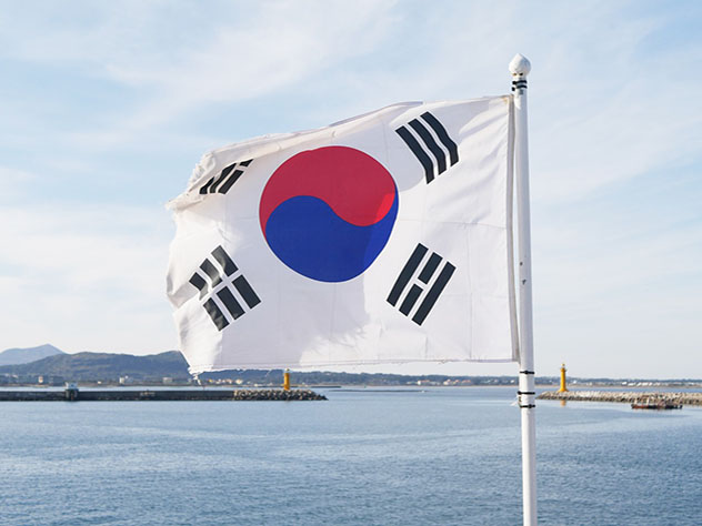 Мужчина из КНДР переплыл по морю в Южную Корею