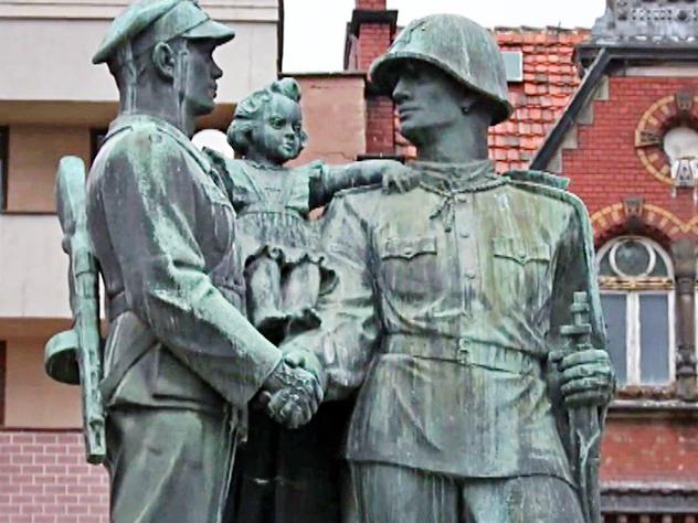 Польша обвинила СССР в развязывании Второй мировой