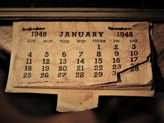 Сколько лет украли у России при смене календарей