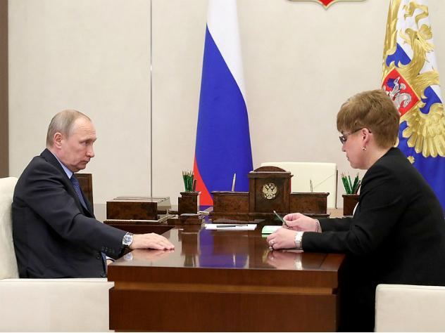 Путин потребовал от главы Забайкалья объясниться за нехватку мест в детсадах