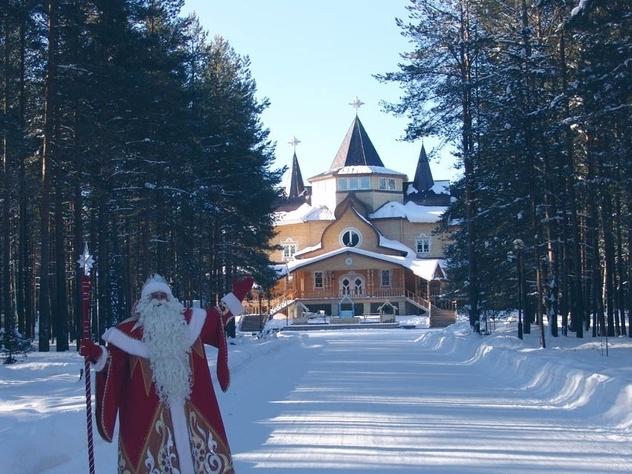 Правительство передумало строить новый дворец Деда Мороза