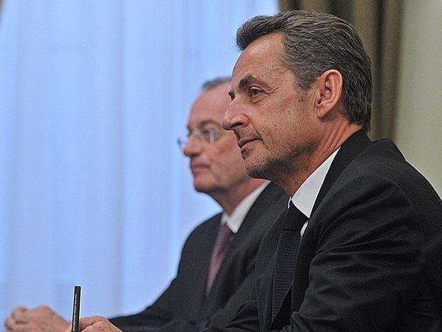 Саркози подозревают впричастности квыбору организатора ЧМ-2022 пофутболу