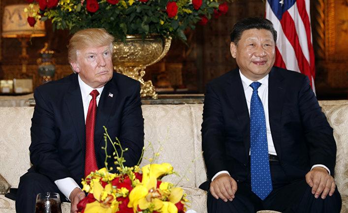 Си Цзиньпин посоветовал Трампу «выбирать выражения» в отношении КНДР