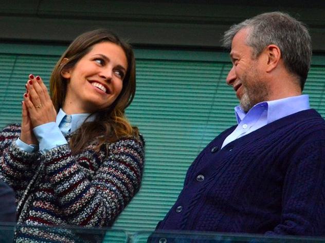 Даша Жукова получила баснословную сумму за развод с Абрамовичем