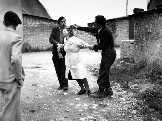 Судьбы Проституток Спавших С Немцами После Войны