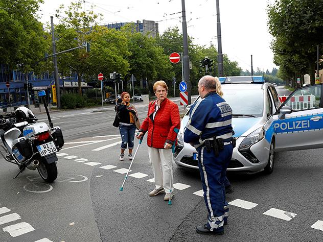 В Германии объявлена самая масштабная эвакуация в новейшей истории