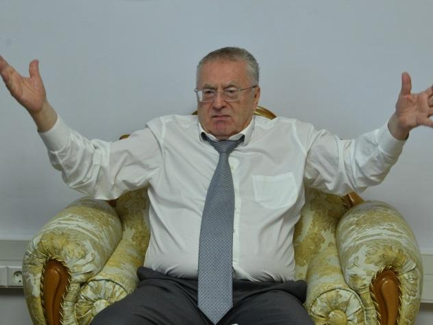 Жириновский хочет отправить Лаврова в отставку