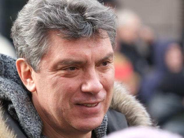 У Бориса Немцова появился пятый ребенок