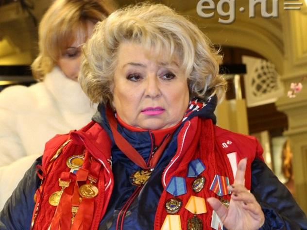 Татьяна Тарасова рассказала, как отец заставил ее отказаться от мечты