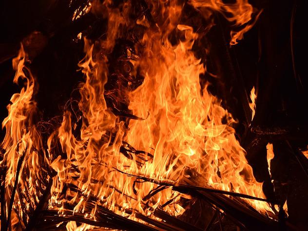 центре москвы ресторан загорелся жировых отложений