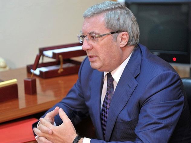 Подавший вотставку губернатор Красноярского края покинул город