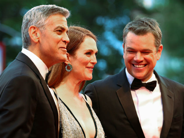 Испортивший чужое селфи Джордж Клуни взорвал интернет