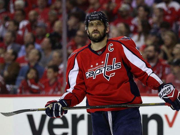 Семь лучших голов Александра Овечкина в НХЛ