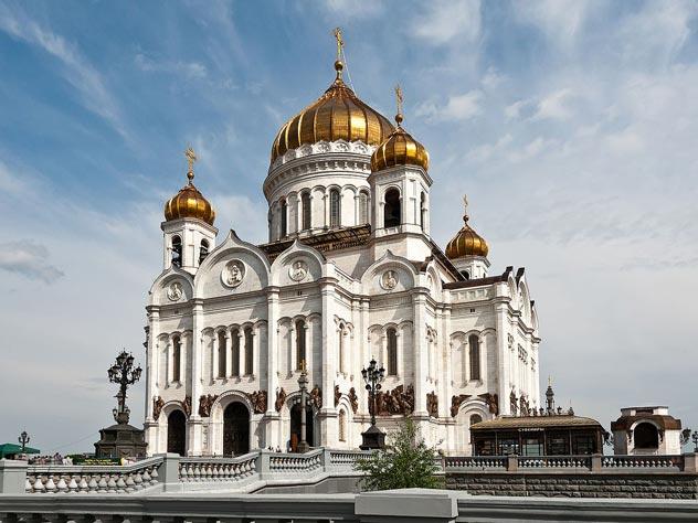Что нужно знать о Храме Христа Спасителя, чтобы сойти за москвича