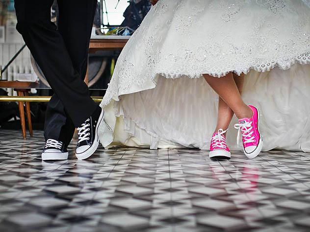 В Интернете составили список самых нелепых ситуаций на свадьбах