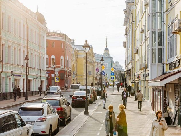 Москва потратит на программу «Моя улица» 94,5 миллиарда рублей