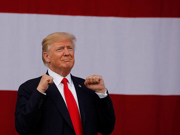 Трамп сравнил лживость американских телеканалов