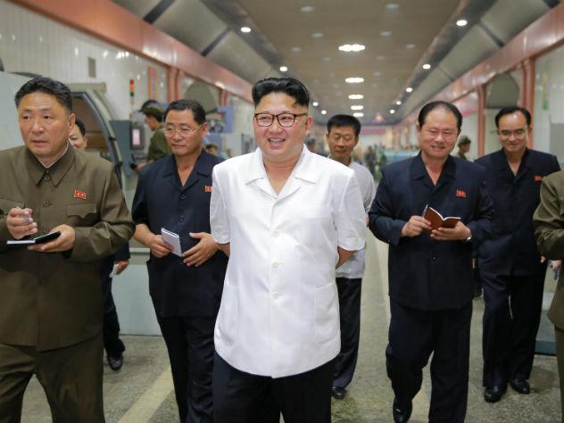 Северная Корея объявила Крым российским