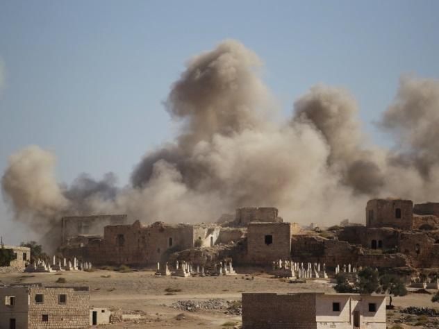 Минобороны заподозрило США в намерении сорвать перемирие в Сирии