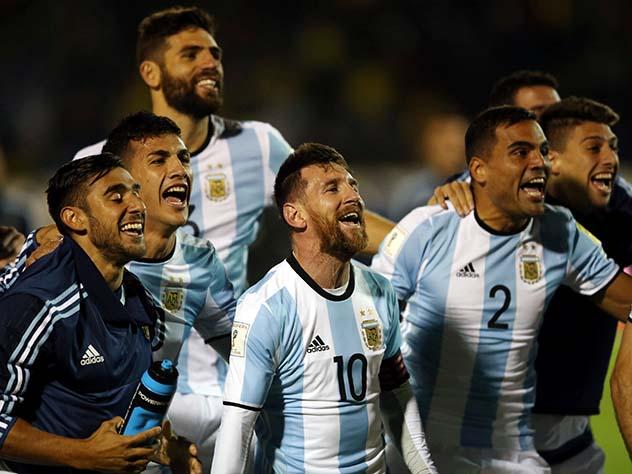 Хет-трик Месси вывел Аргентину на ЧМ-2018