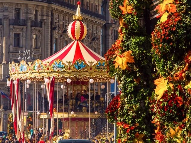 Фестиваль «Золотая осень» посетили более шести миллионов человек
