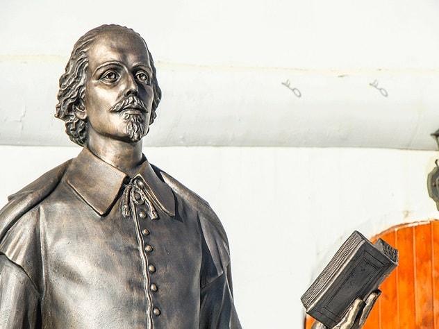 В Москве появится памятник Шекспиру