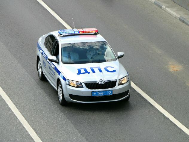 нарушитель пытался сбежать дпс полуторагодовалым ребенком машине