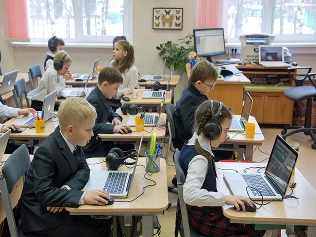 Картинки по запросу московская электронная школа