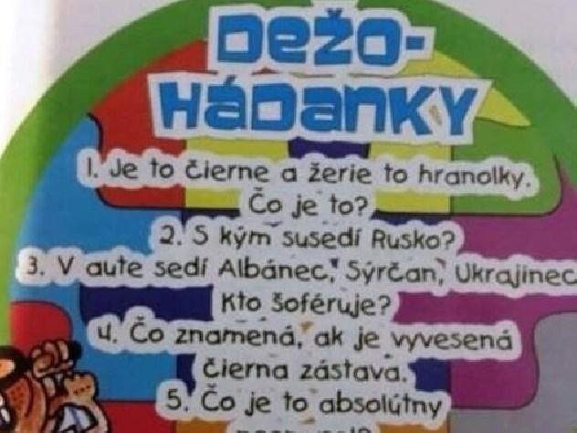 Украинцы обиделись на шутку в детском европейском журнале