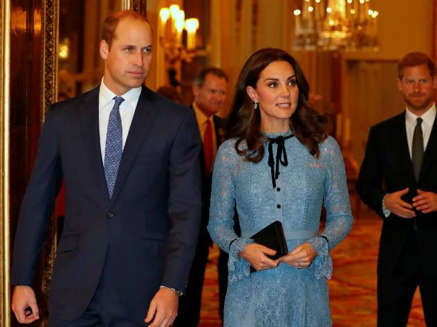 Внуки принца Уильяма и Кейт лишатся королевских титулов
