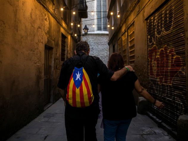Испанские власти дали Каталонии пять дней