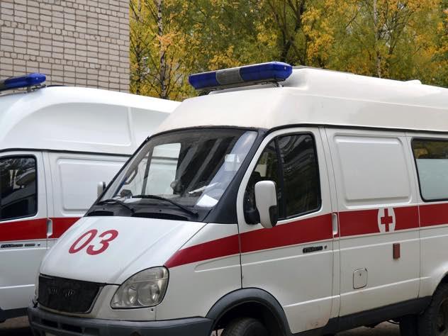 грудной ребенок умер машине скорой помощи петербурге