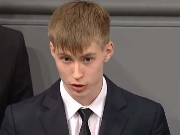 госдуме прокомментировали выступление школьника бундестаге