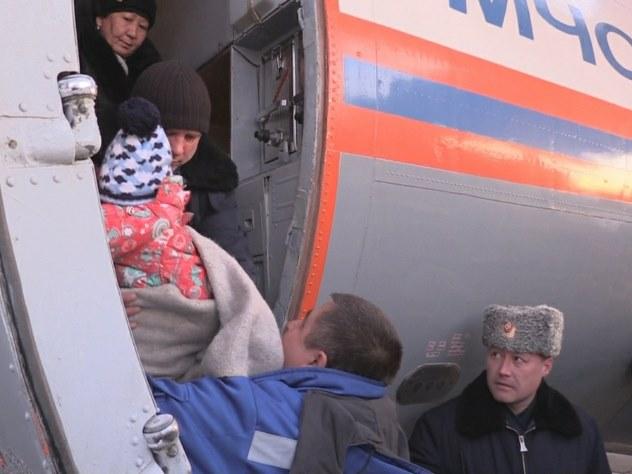 Выжившая при крушении самолета девочка «потеряла» 50 тысяч рублей