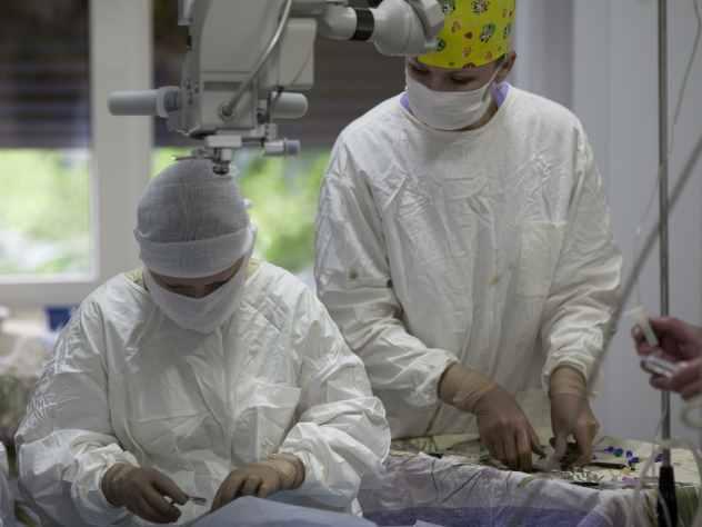 курганской клинике пациентов лечили стриптиз