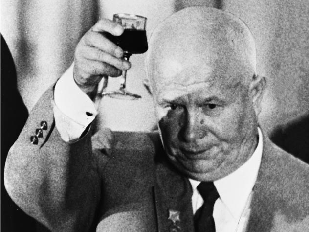 the problems during the administration of nikita khruschev During the tour, nixon and khrushchev had a series when nikita khrushchev returned for a what happened was that this was the eisenhower administration's.