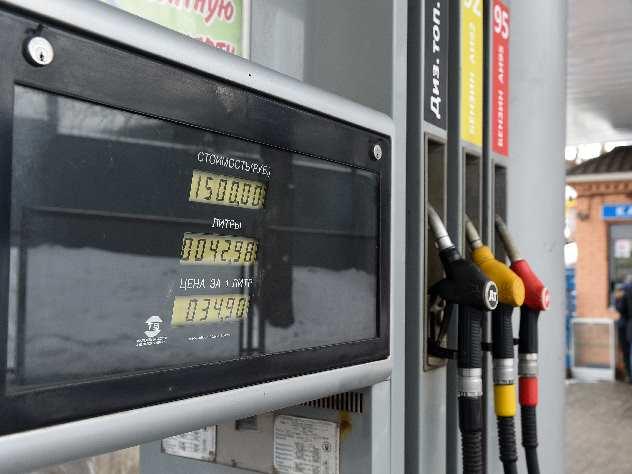 В Газпроме объяснили рекордный всплеск цен на бензин