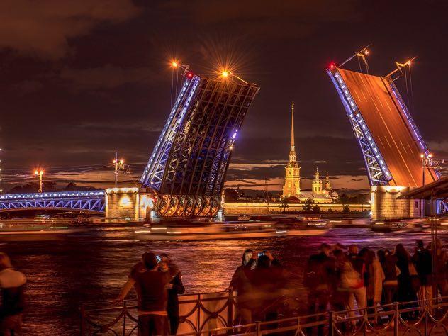 В Санкт-Петербурге появится туристическая полиция