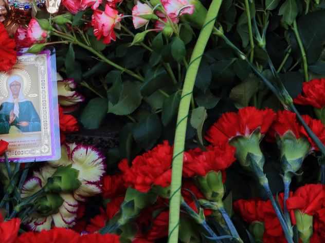 определено похорон погибшей китае модели