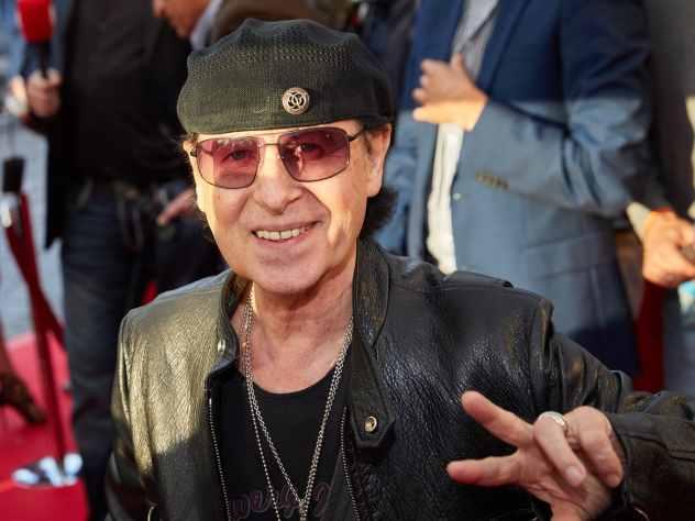 Scorpions пообещали вернуться в Уфу через два года