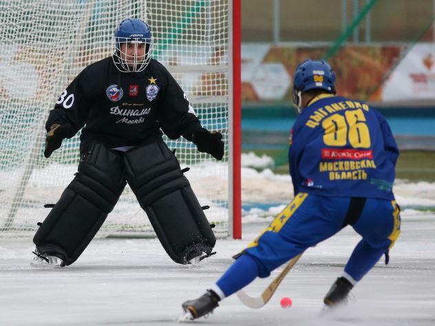 Хоккеисты из Швеции и Финляндии приехали в Россию на чемпионат мира по бенди