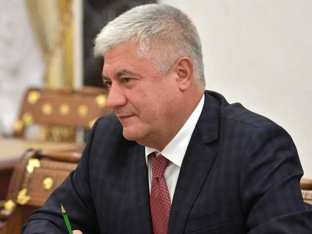 Министра МВД Колокольцева свозили в челябинский вытрезвитель