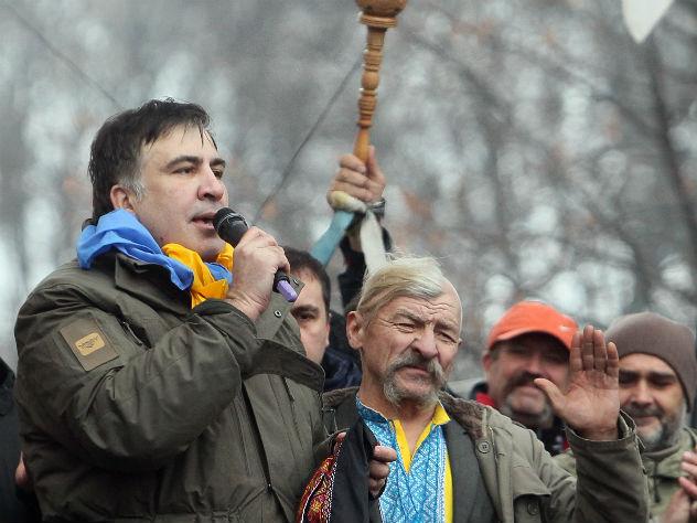 Пранкер обсудил Саакашвили с Петром Порошенко