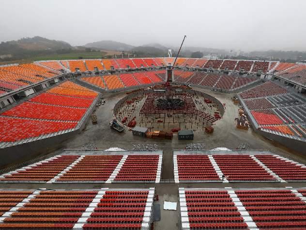 В Южной Корее обратились к отстраненным от Олимпиады российским спортсменам