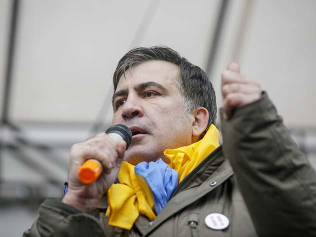 Саакашвили отказался идти на допрос в СБУ